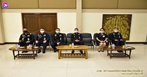 กิจกรรมโครงการกองพันสีขาว สังคมปลอดภัยจากยาเสพติด กองบิน ๔๑