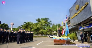 พิธีส่งข้าราชการและทหารกองประจำการไปปฏิบัติราชการสนาม