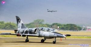 พิธีปลดประจำการเครื่องบินขับไล่และฝึกแบบที่ ๑ (L-39ZA/ART)